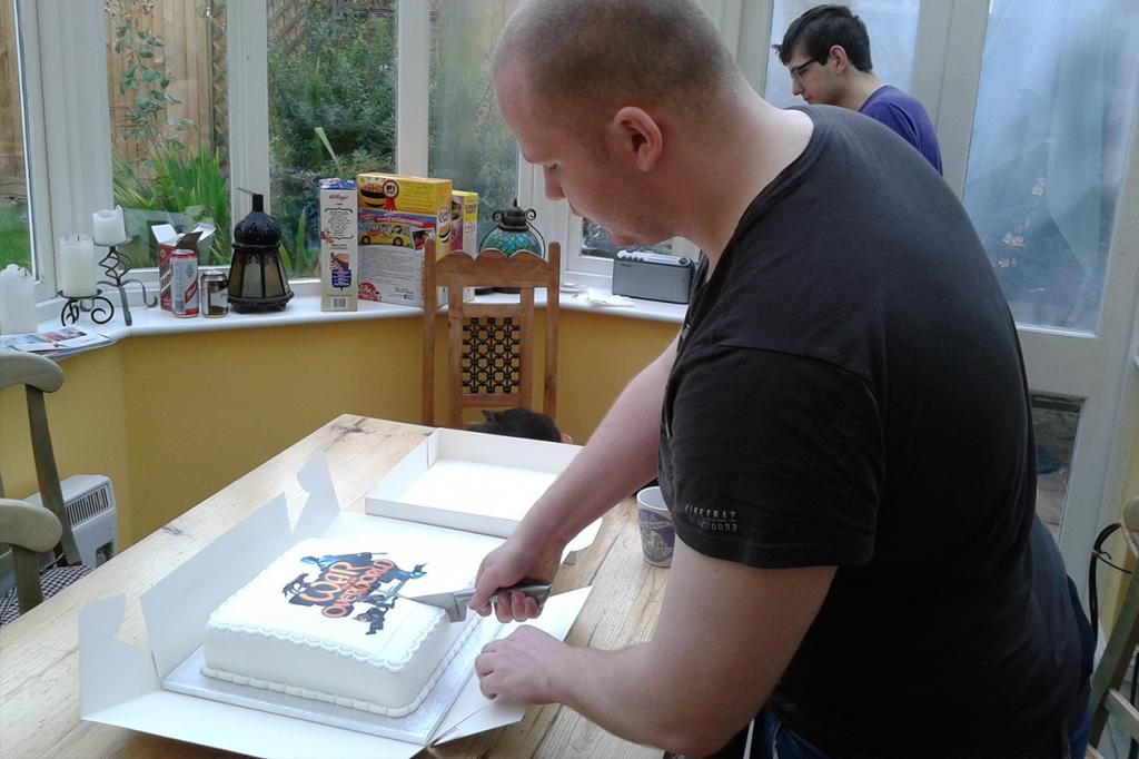 11 - Cake