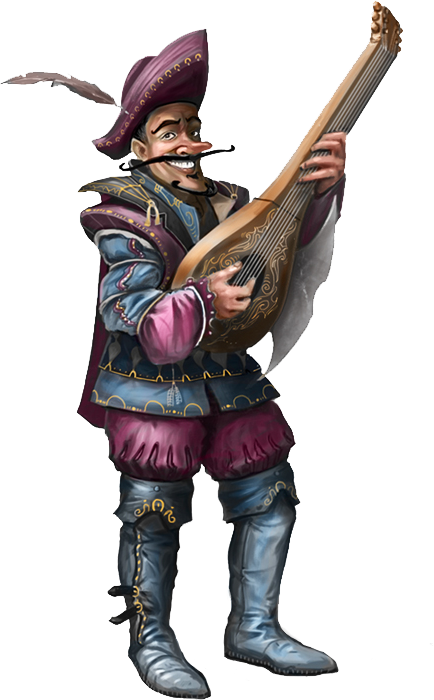 WFTO Wednesday #22: The Bard « War For The Overworld