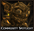 Community Spotlight Small