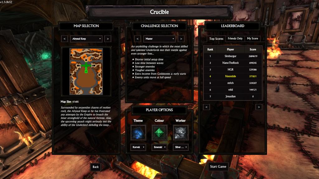 crucible-challenges