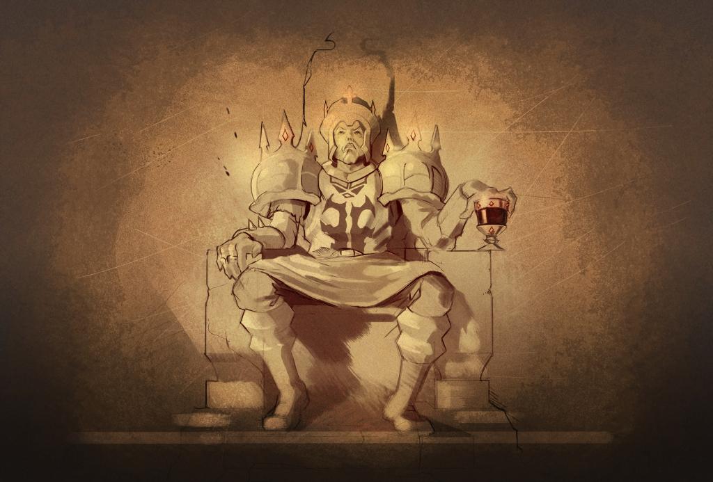 emperor goblet